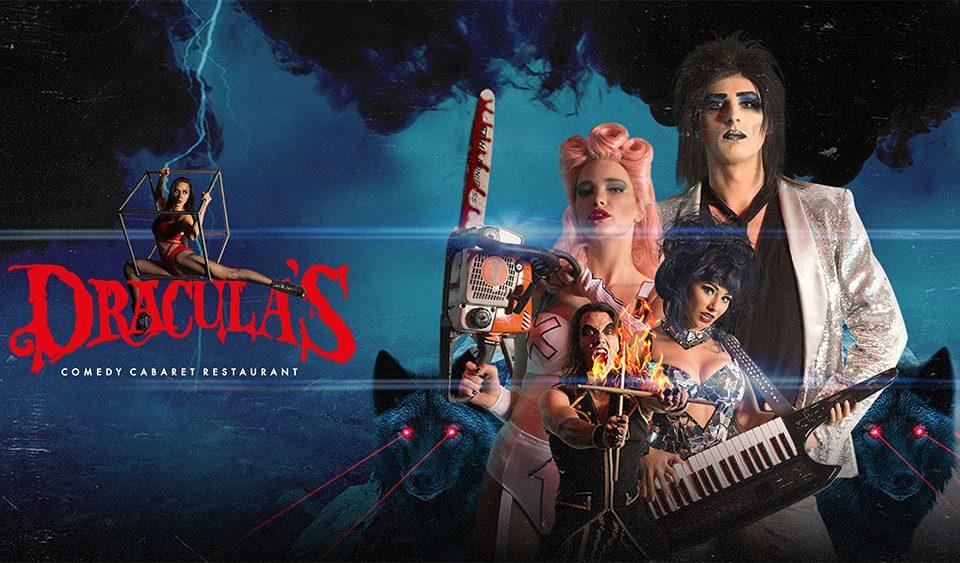 Draculas Comedy Cabaret Restaurant