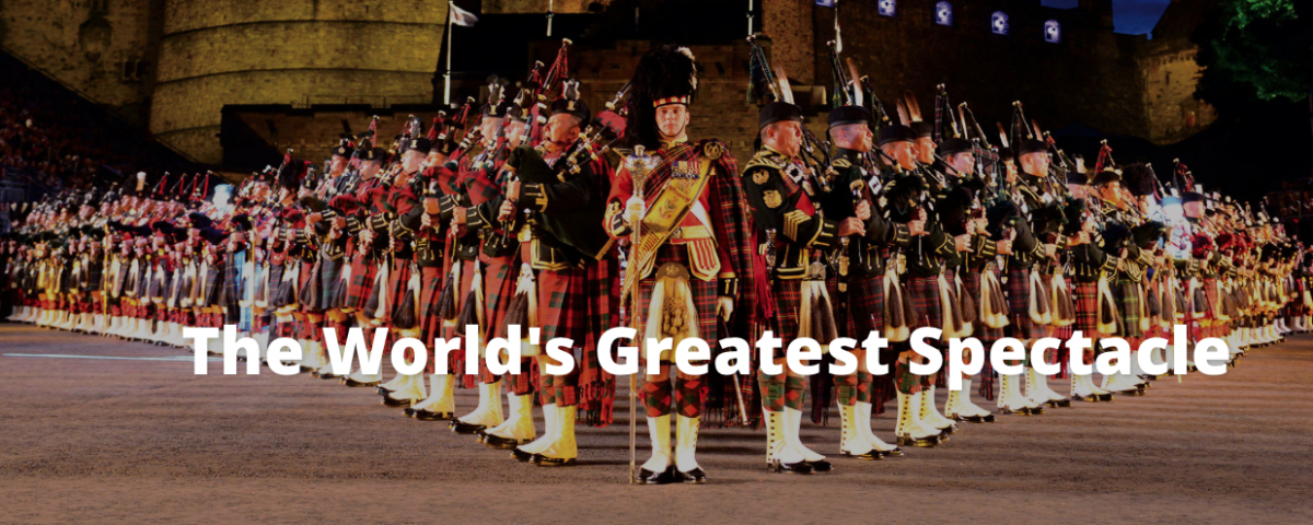 Royal edinburgh military tattoo for Royal military tattoo